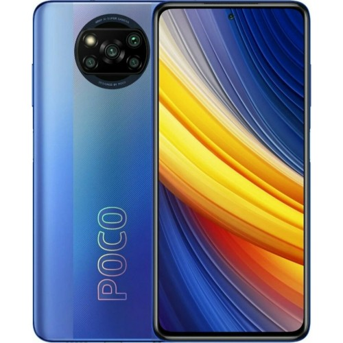 Xiaomi Poco X3 Pro (8/256GB) Frost Blue Dual Sim (Ελληνικό menu-Global Version) EU (ΔΩΡΟ ΠΡΟΣΤΑΤΕΥΤΙΚΟ ΤΖΑΜΙ ΟΘΟΝΗΣ)