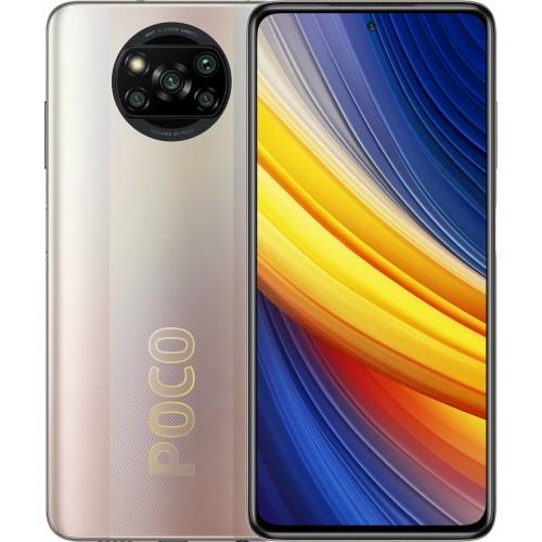 Xiaomi Poco X3 Pro 6GB/128GB Metal Bronze Dual Sim (Ελληνικό menu-Global Version) (ΔΩΡΟ ΤΖΑΜΙ ΠΡΟΣΤΑΣΙΑΣ ΟΘΟΝΗΣ)