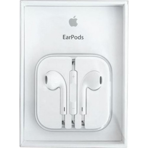 Apple EarPods with Remote and Microphone MD827 White