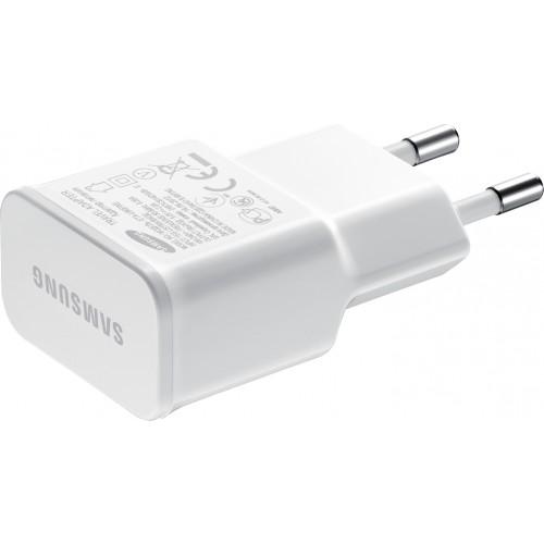 Samsung USB Wall Adapter Λευκό (ETA-U90EW) (Bulk)