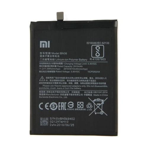 Battery Xiaomi Mi A2/6X BN36 (Bulk)