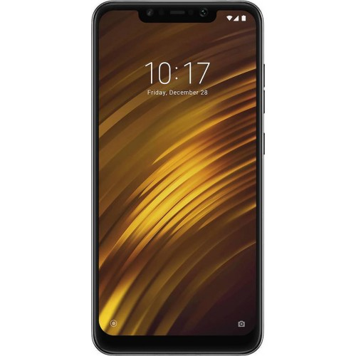 Xiaomi Pocophone F1 (128GB) Black Global Version EU - ΔΩΡΟ ΤΖΑΜΑΚΙ ΠΡΟΣΤΑΣΙΑΣ ΟΘΟΝΗΣ