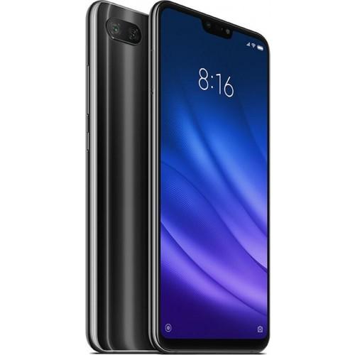 Xiaomi Mi 8 Lite (64GB) Μαύρο (Ελληνικό Μενού - Global Version) - ΔΩΡΟ ΤΖΑΜΙ ΠΡΟΣΤΑΣΙΑΣ ΟΘΟΝΗΣ