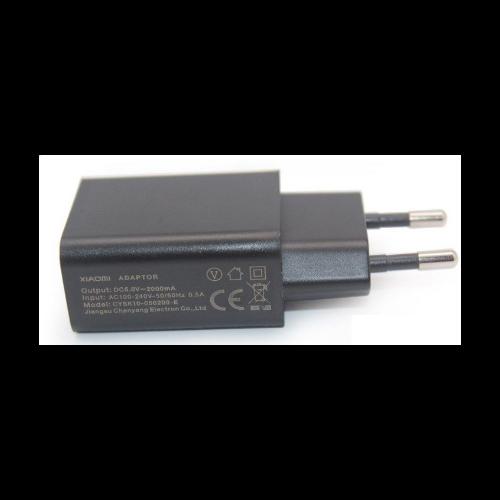 Xiaomi CYSK10 USB Φορτιστής 5V 2A Black (Bulk)