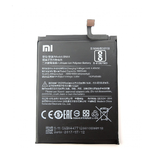 Battery Xiaomi Redmi 5 Plus BN44 (Bulk)