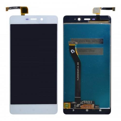 Οθόνη Και Μηχανισμός Αφής Xiaomi Redmi Note 3 / Note 3 Pro White