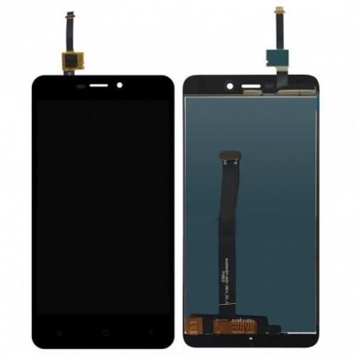 Οθόνη και Μηχανισμός Αφής Xiaomi Redmi 4A Black (Δωρεάν η τοποθέτηση)