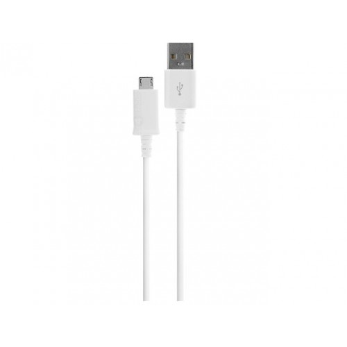 Samsung USB 2.0 to micro USB Cable White 1.5m (ECB-DU4EWE)