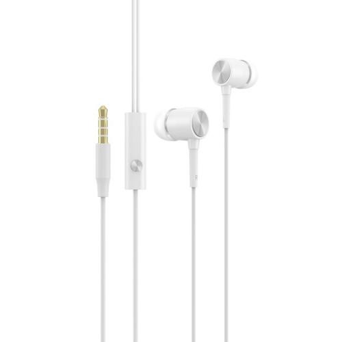 Ακουστικά handsfree Devia Cool White