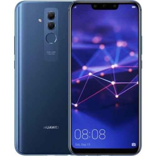 Huawei Mate 20 Lite Dual 64GB Blue - ΔΩΡΟ ΤΖΑΜΙ ΠΡΟΣΤΑΣΙΑΣ ΟΘΟΝΗΣ + ΘΗΚΗ