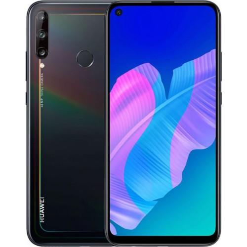 Huawei P40 Lite E Dual Sim 4GB/64GB Black EU (ΔΩΡΟ HANDSFREE)