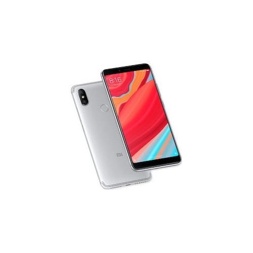 Xiaomi Redmi S2 Dual LTE (64GB) 4GB Dark Grey (Δώρο τζαμάκι προστασίας οθόνης + Handsfree)
