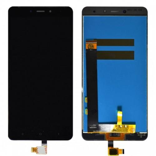 Οθόνη LCD και Touch Xiaomi Redmi Note 4 BLACK (Δωρεάν η τοποθέτηση)