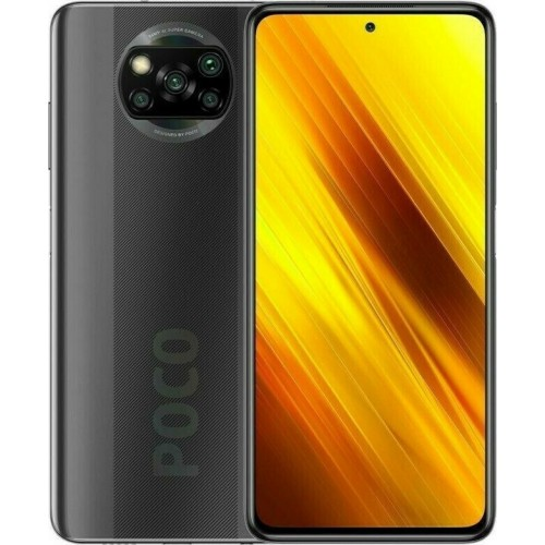Xiaomi Poco X3 NFC 6GB/64GB Gray (Global Version) EU (ΔΩΡΟ HANDSFREE)