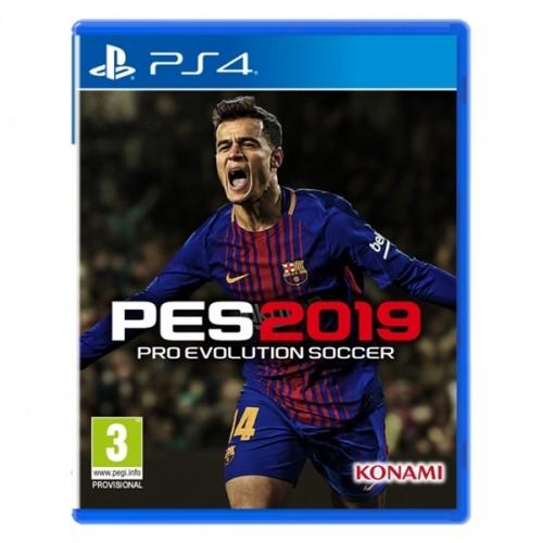 PES 2019 Pro Evolution Soccer PS4