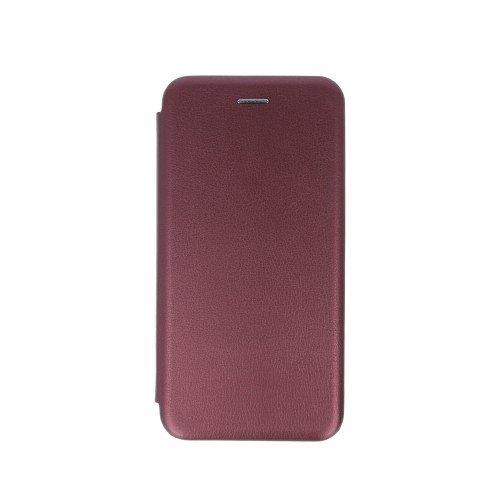Θήκη Book Smart Diva Xiaomi Redmi Note 8 Μπορντό