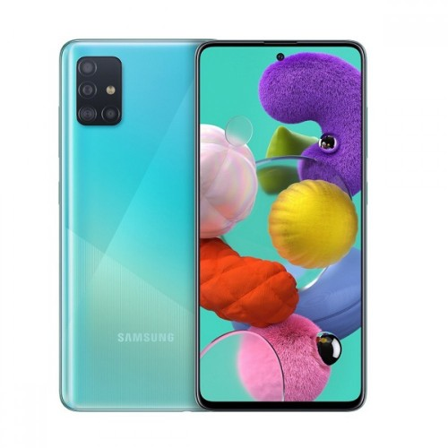 Samsung Galaxy A71 A715 6GB/128GB Dual Sim Blue EU
