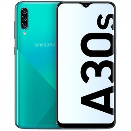 Samsung Galaxy A30s A307 4GB/64GB Dual Sim Crush Green - Πράσινο EU