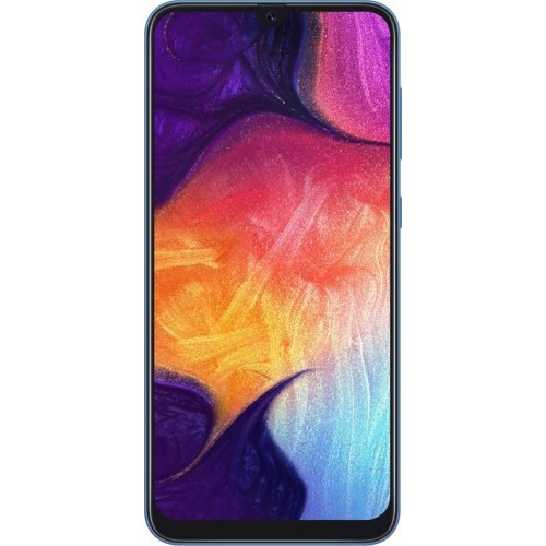 Samsung Galaxy SM-A505F GALAXY A50 6.4'' 128GB/4GB Blue Dual SIM EU (ΔΩΡΟ ΠΡΟΣΤΑΤΕΥΤΙΚΟ ΤΖΑΜΙ ΟΘΟΝΗΣ)