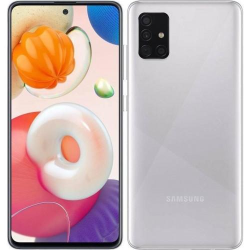 Samsung Galaxy A51 A515 4GB/128GB Dual Sim Haze Silver EU