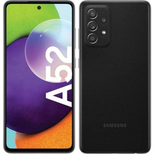 Samsung Galaxy A52 LTE A525 128GB 6GB Dual Sim Awesome Black EU