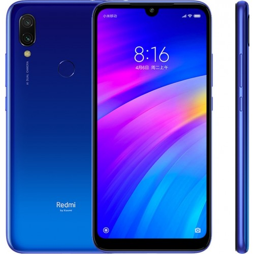 Xiaomi Redmi 7 (3/64GB) Blue Global Version EU