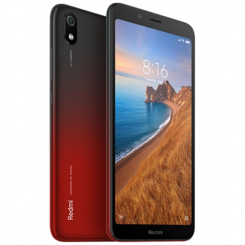 Xiaomi Redmi 7A 32GB Red (Ελληνικό Μενού - Global Version)