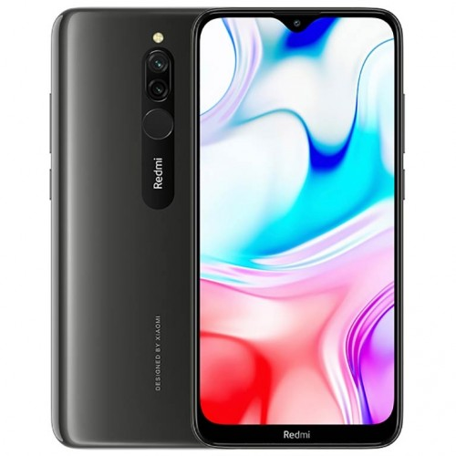 Xiaomi Redmi 8 (3/32Gb) Black Global Version EU