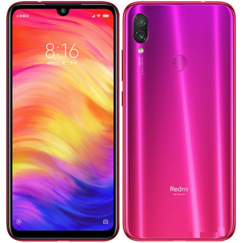 Xiaomi Redmi Note 7 (64GB) Red (Ελληνικό Μενού - Global Version)