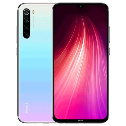 Xiaomi Redmi Note 8 (4/64Gb) White Global Version EU