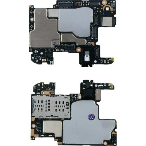 Xiaomi Καλωδιοταινία με Πλακέτα 4GB/128B Sim Reader Audio Jack Microphone (Xiaomi Mi A3)