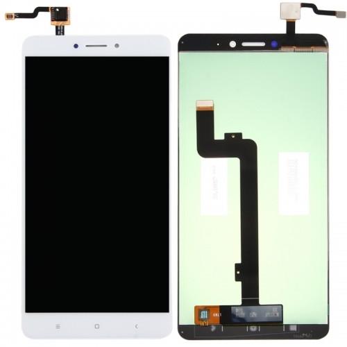 Οθόνη Lcd+Touch Xiaomi Mi Max 2 White