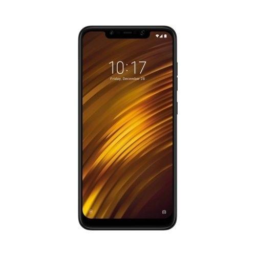 Xiaomi Pocophone F1 (64GB) Black (Ελληνικό menu-Global Version) EU - ΔΩΡΟ ΤΖΑΜΙ ΠΡΟΣΤΑΣΙΑΣ ΟΘΟΝΗΣ