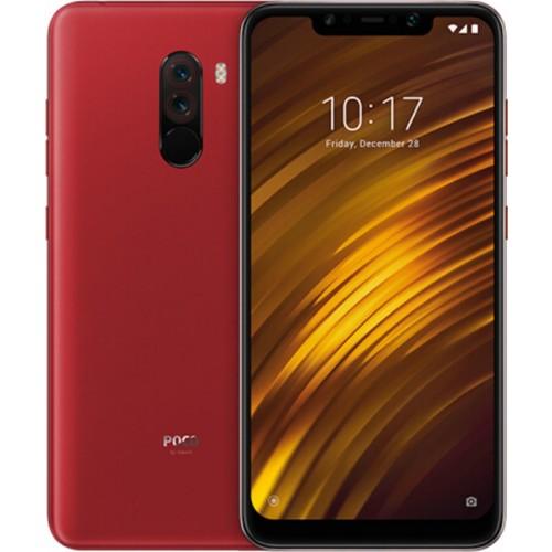 Xiaomi Pocophone F1 (128GB) Red Global Version EU