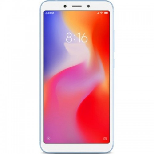 Xiaomi Redmi 6 (64GB) Blue