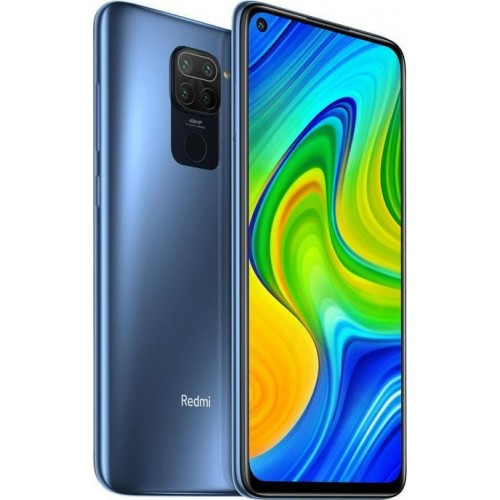 Xiaomi Redmi Note 9 Midnight Gray 3GB/64GB Dual Sim EU
