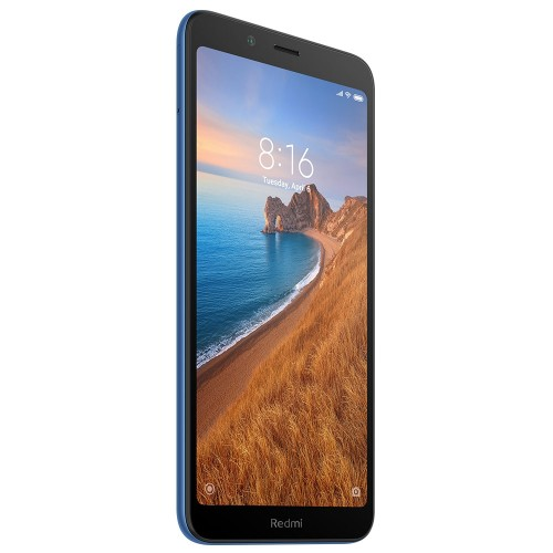 Xiaomi Redmi 7A 32GB Blue (Ελληνικό Μενού - Global Version)