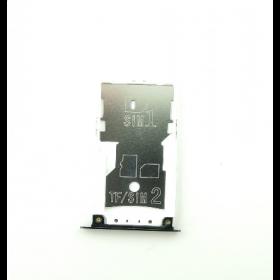 SIM Tray Xiaomi Redmi 4X Black (Bulk)