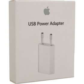 Apple USB Wall Adapter Λευκό A1400 MD813ZM/A RETAIL