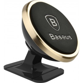Baseus car mount 360 magnetic gold