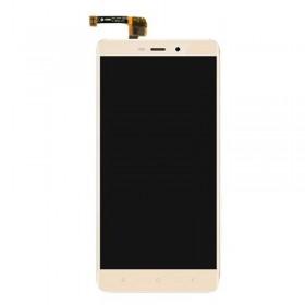 Γνήσια Οθόνη και Μηχανισμός Αφής Xiaomi Redmi 4 Prime Gold