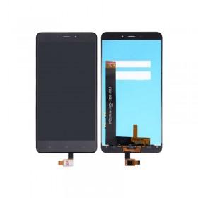 Οθόνη Και Μηχανισμός Αφής Xiaomi Redmi Note 4 Mediatek Black