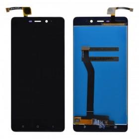 Γνήσια Οθόνη και Μηχανισμός Αφής Xiaomi Redmi 4 Prime Black
