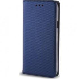 OEM Θήκη Πορτοφόλι Μπλέ ΒΙΒΛΙΟ SMART MAGNET ΓΙΑ XIAOMI REDMI 5 PLUS Dark Blue