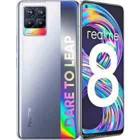 Realme 8 6GB/128GB Cyber Silver (ΔΩΡΟ ΤΖΑΜΙ ΠΡΟΣΤΑΣΙΑΣ ΟΘΟΝΗΣ)