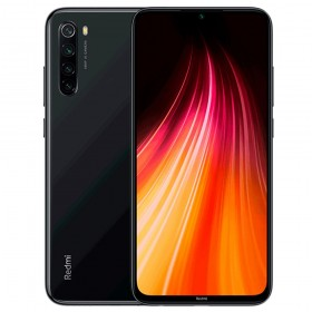 Xiaomi Redmi Note 8 (4/64Gb) Black Global Version EU
