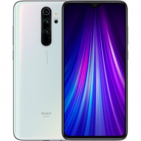 Xiaomi Redmi Note 8 Pro (6/64Gb) White Global Version EU