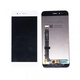 Οθόνη Και Μηχανισμός Αφής Xiaomi Mi A1 / Xiaomi Mi 5X White