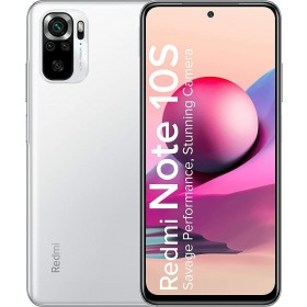 Xiaomi Redmi Note 10S (128GB) Pebble White (Ελληνικό menu-Global Version) EU (ΔΩΡΟ ΤΖΑΜΙ ΠΡΟΣΤΑΣΙΑΣ ΟΘΟΝΗΣ)
