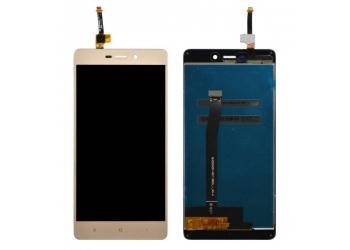 Οθόνη και Μηχανισμός Αφής Xiaomi Redmi 3S Gold